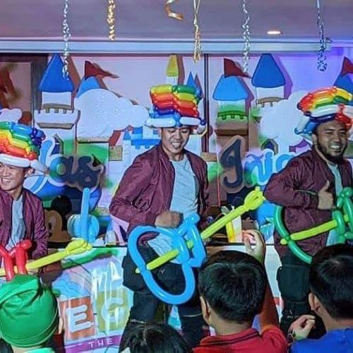 Tectonix Balloon Show