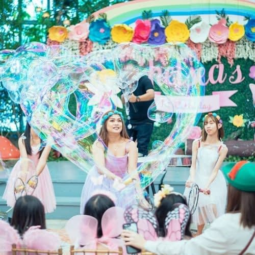 Bubble Show (Special)