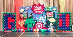 Baby Marvel Super Heroes