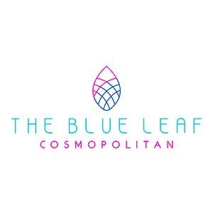 Blue Leaf Cosmopolitan