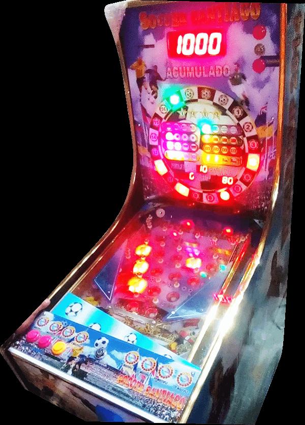Kiddie Party Pinball Machine