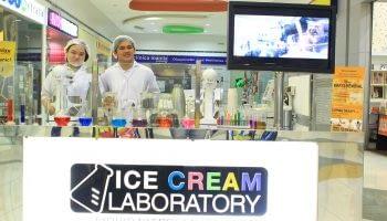 Ice Cream Laboratory