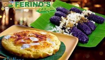Ferino's Bibingka